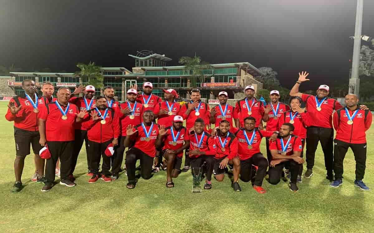 Cricket Image for WI Cricket Head Ricky Skerritt Congratulates T&T's Super50 Cup Triumph