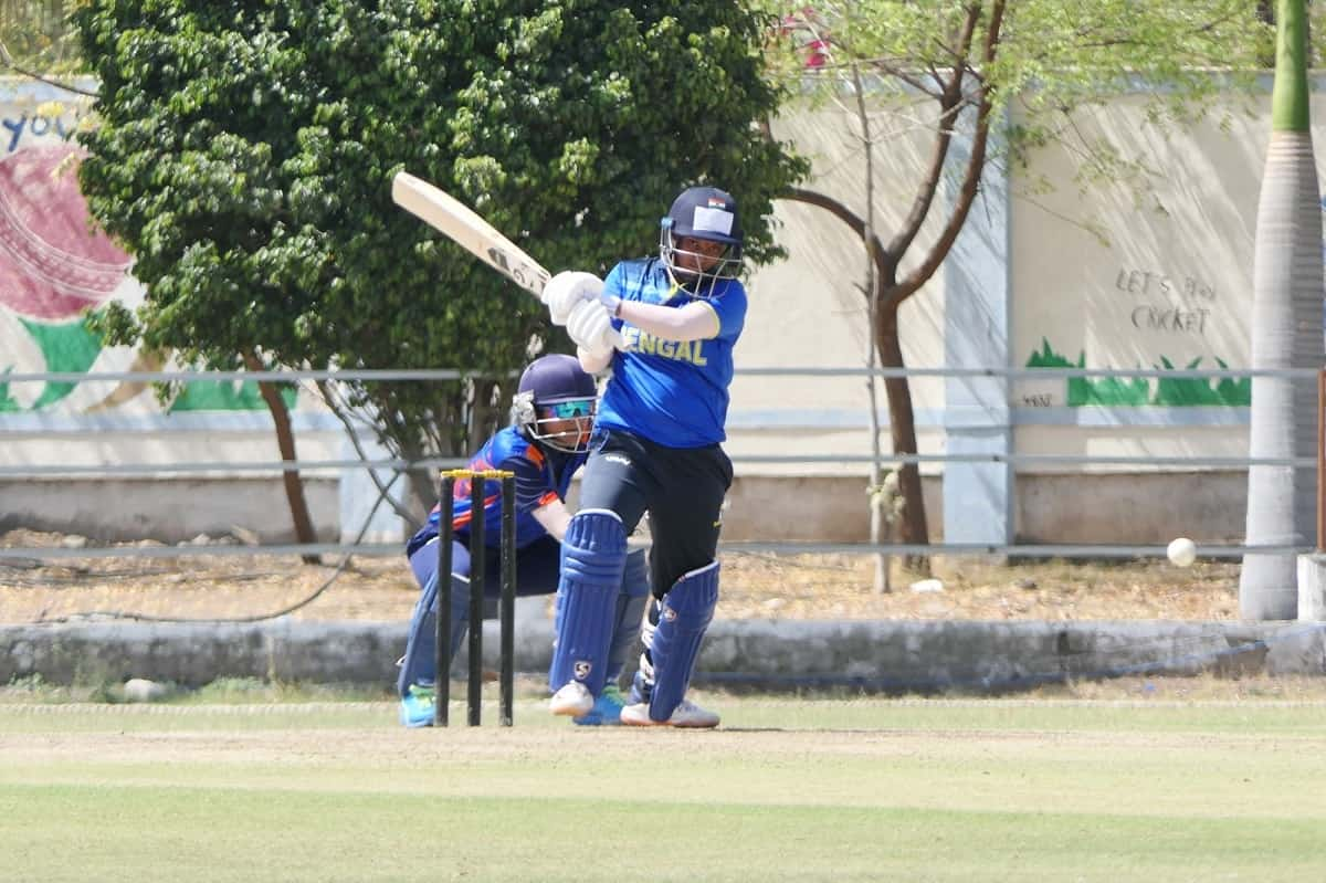 Cricket Image for Women's Cricket Semi-Finals: Andhra-Jharkhand, Railways-Bengal