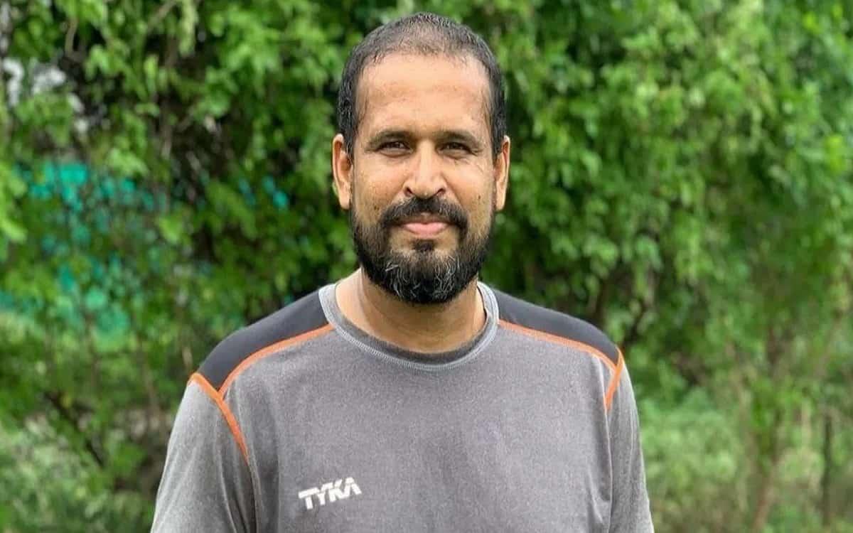Cricket Image for  कोरोना के कहर के बीच यूसुफ पठान की कोविड रिपोर्ट पॉजिटिव