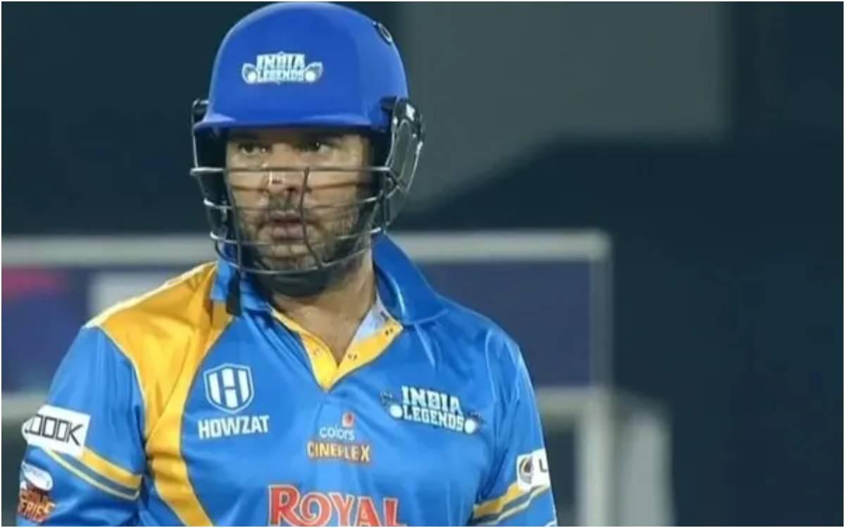 Cricket Image for युवराज सिंह ने किया बड़ा खुलासा, बताया- चार छक्के लगाने के बाद क्यों नहीं लगाया