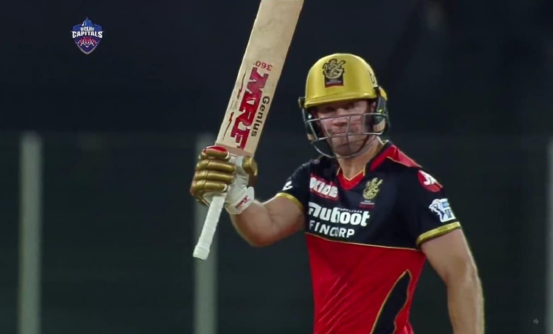 Cricket Image for एबी डी विलियर्स ने 75 रनों की तूफानी पारी में की रिकॉर्ड्स की बारिश, IPL इतिहास मे