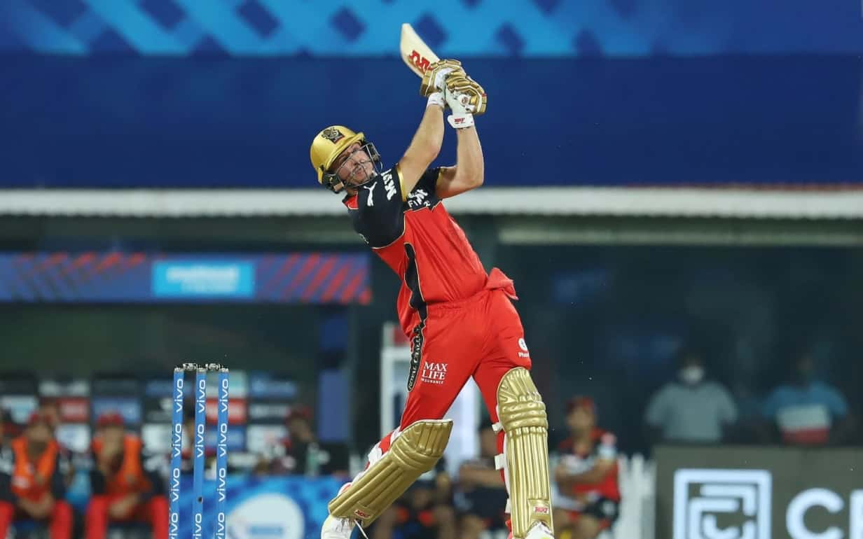 Rcb beat mumbai indians by 4 wickets in ipl 2021 opener