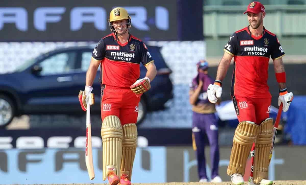 Cricket Image for RCB vs KKR: मैक्सवेल-डी विलियर्स की जोड़ी ने IPL में बनाया अनोखा रिकॉर्ड, 14 साल म