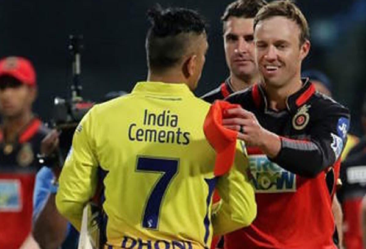 Cricket Image for एबी डी विलियर्स ने चुनी अपनी फेवरेट IPL XI, धोनी के बनाया कप्तान, रैना-मलिंगा को न