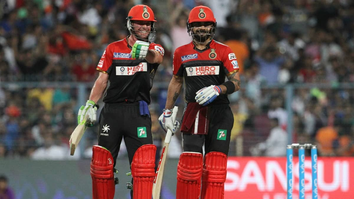 AB de Villiers reveals the four-point advice to Virat Kohli to regain his form during England Tour o