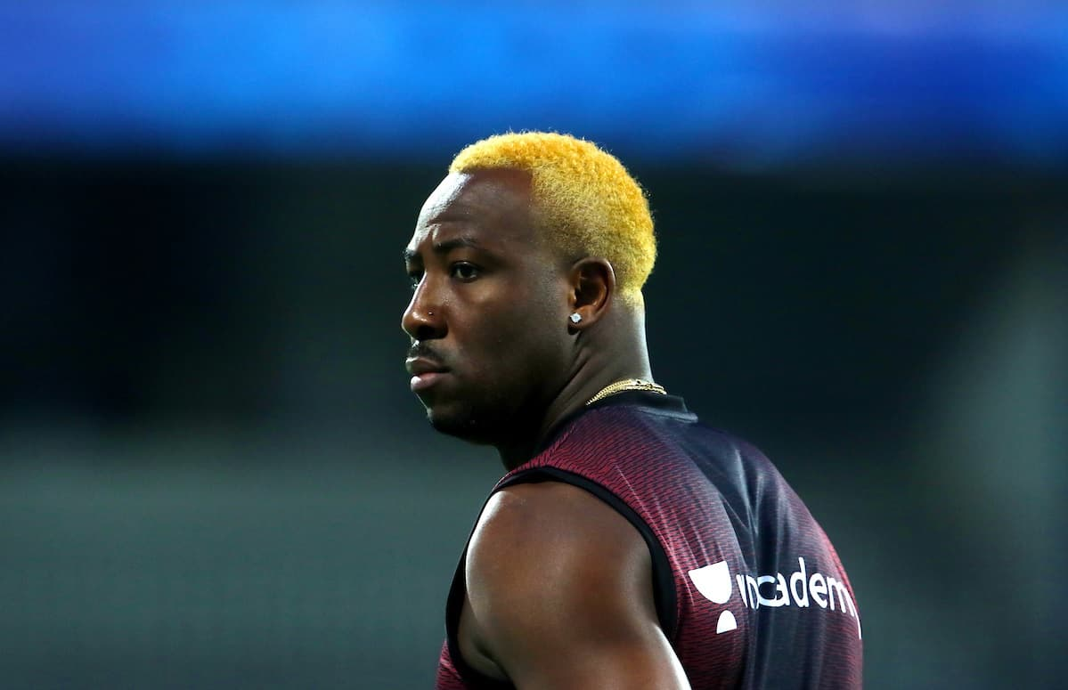 andre russell becomes tenth player to play 350 t20 matches