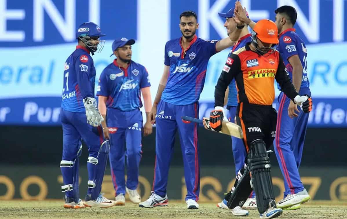 Cricket Image for अक्षर पटेल ने सनराइजर्स हैदराबाद के खिलाफ क्यों डाला था सुपर ओवर, गेंदबाज ने खुद ख