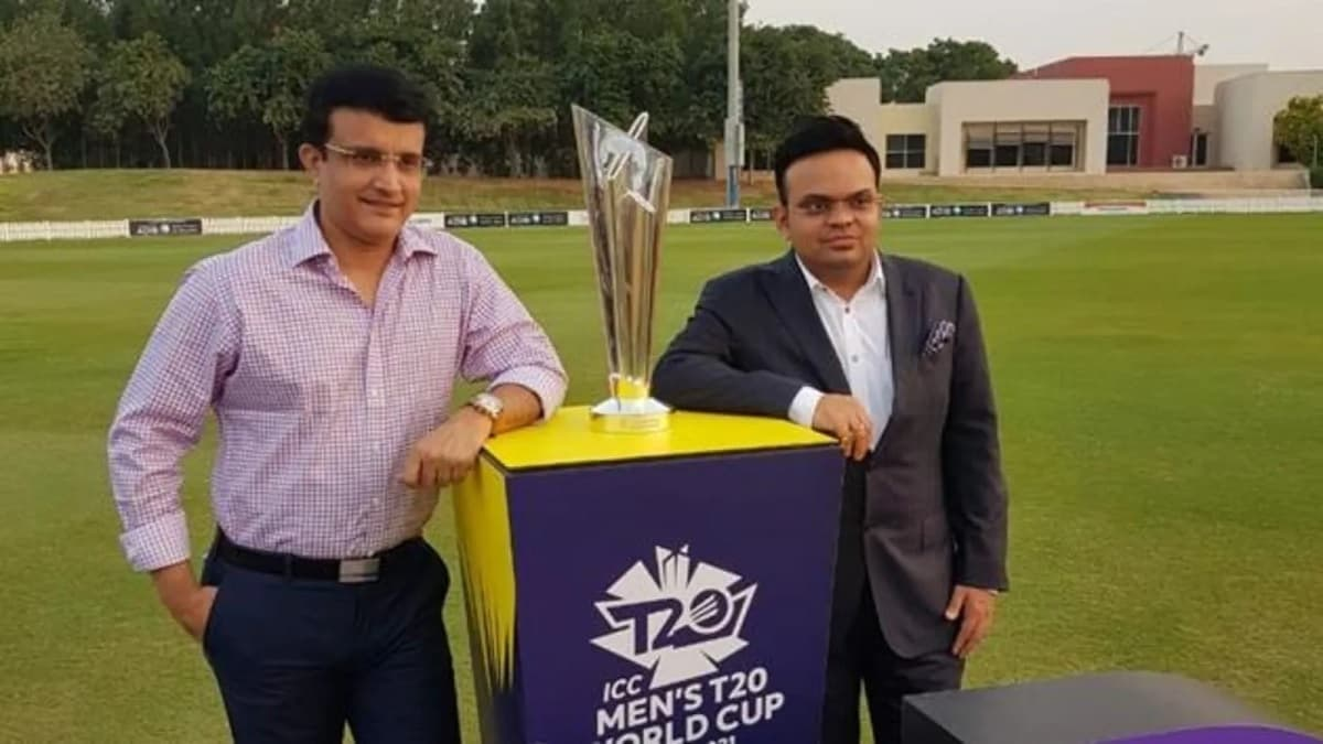 BCCI Looking for some more option For t20 world cup due to increment in corona cases in India
