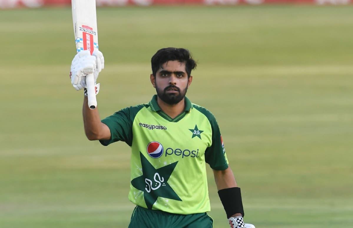 Cricket Image for बाबर आजम ने बनाया वर्ल्ड रिकॉर्ड, T20I में बतौर कप्तान खेली इतिहास की सबसे बड़ी पा