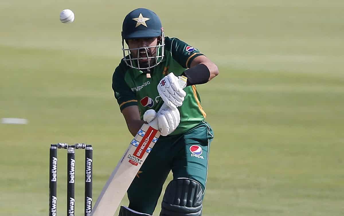 Cricket Image for बाबर आजम ने वनडे में बनाया अनोखा रिकॉर्ड, 50 साल के इतिहास में सिर्फ तीसरी बार हुआ