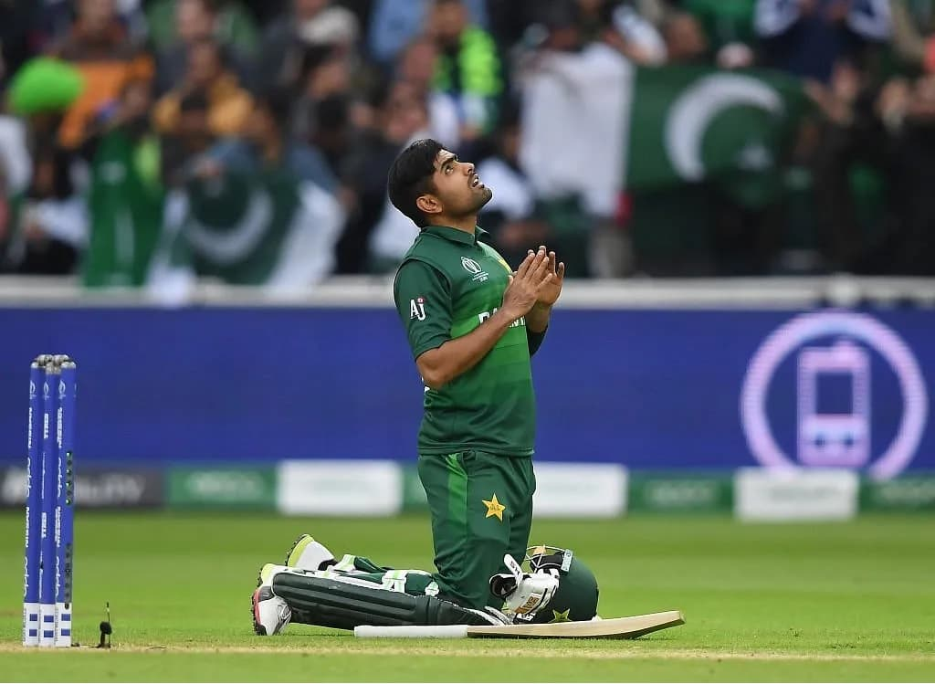 Babar Azam prays for Indians to fight against Corona