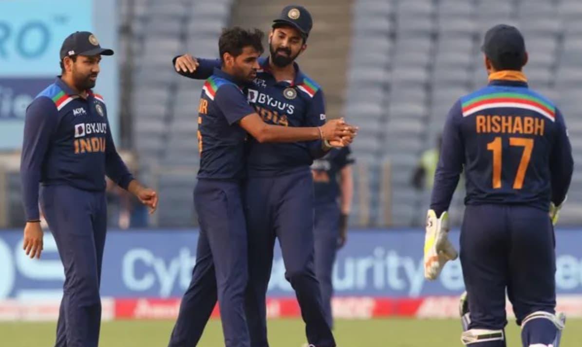 Bhuvneshwar Kumar Wins ICC Men's Player Of The Month Award For March