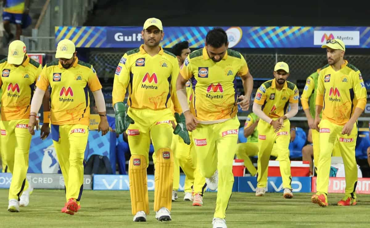 Chennai Super Kings Probable XI for match against Rajasthan Royals