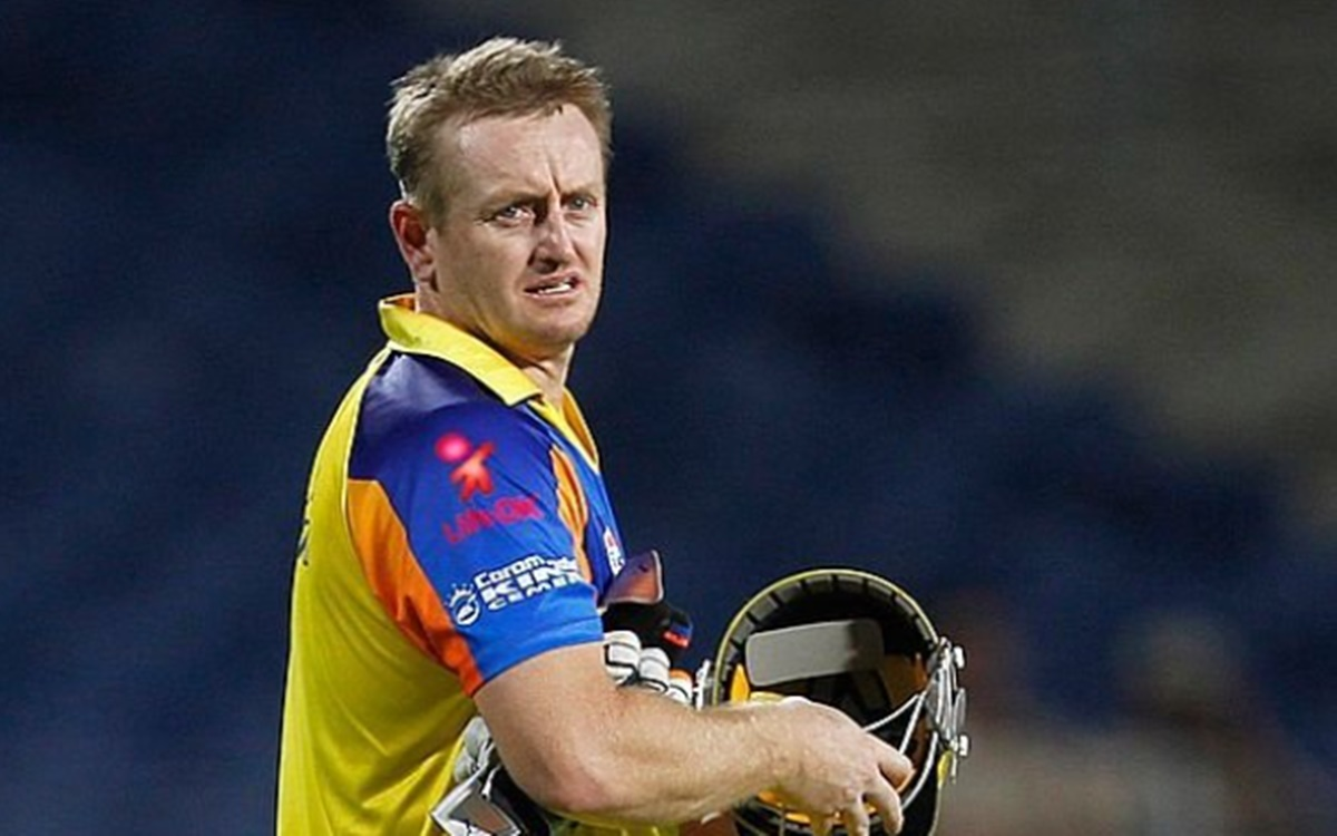 Cricket Image for Csk Engage In Banter With Former New Zealanad Allrounder Scott Styris