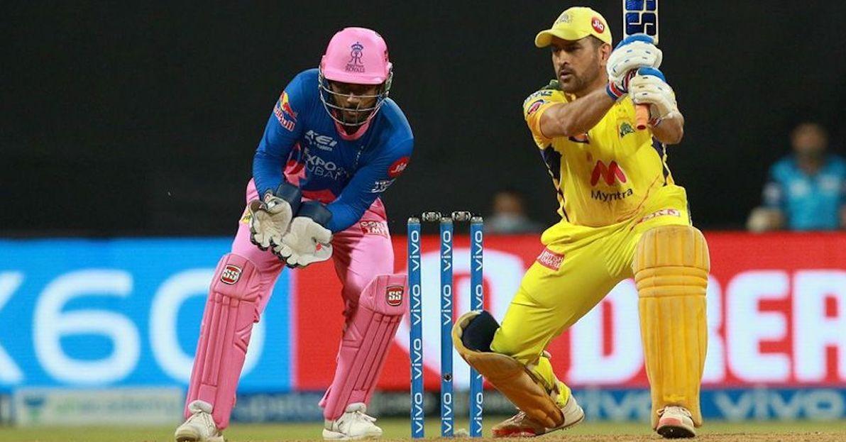 Chennai Super Kings vs Rajasthan Royals