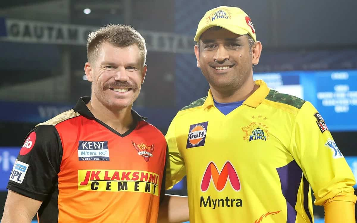 Cricket Image for Sunrisers Hyderabad Decided To Bat By Winning The Toss Against Chennai Super Kings