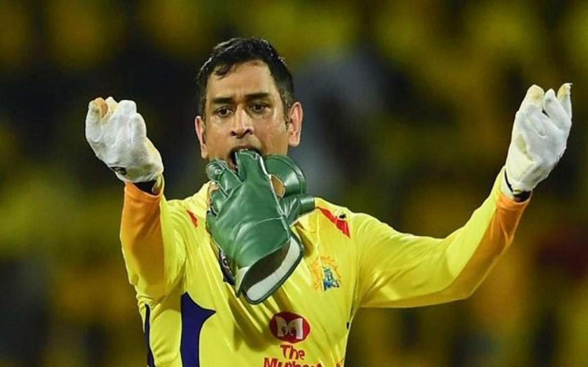 Cricket Image for Chennai Super Kings Captain Ms Dhoni Not Score Runs For 15 Ipl Matches