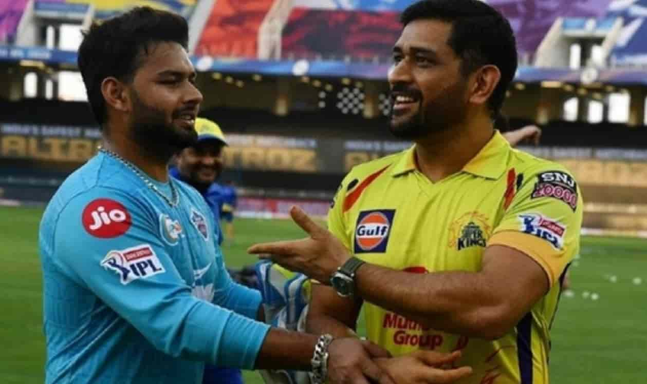 IPL 2021 Delhi Capitals won the toss and opt to bat first against CSK