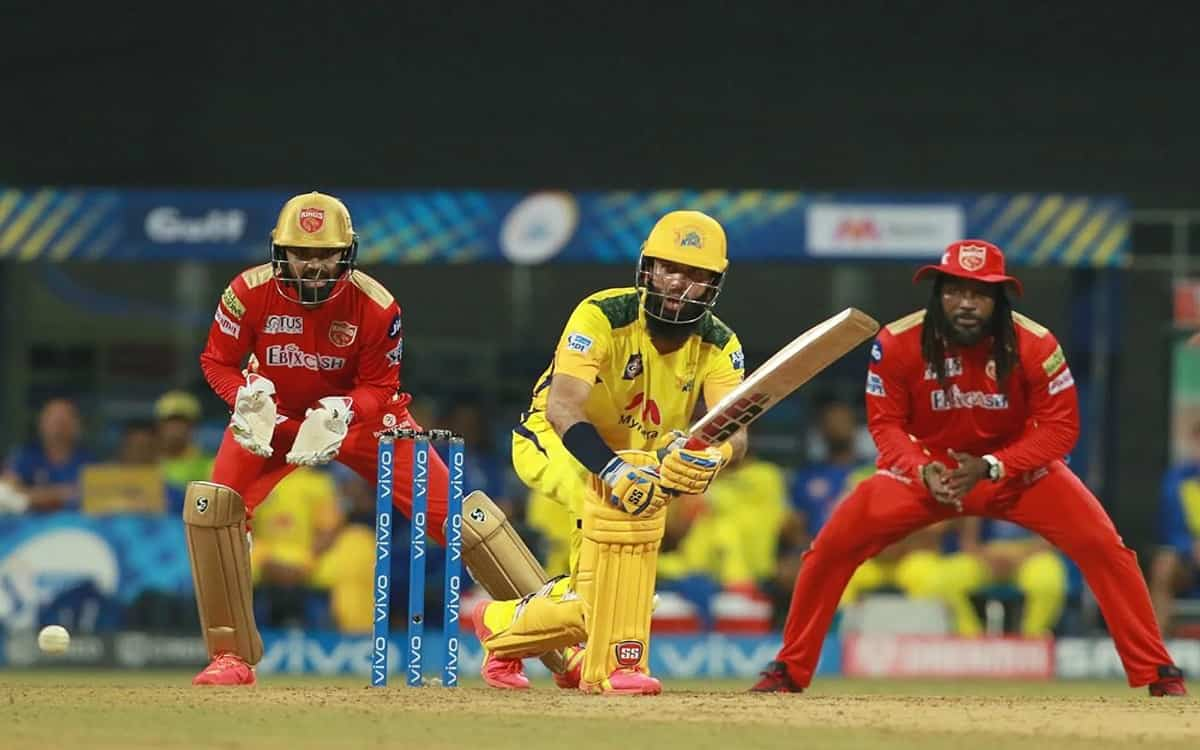 Cricket Image for IPL 2021: Chennai Return To Ipl After Defeating Punjab Kings By 6 Wickets Moeen Al