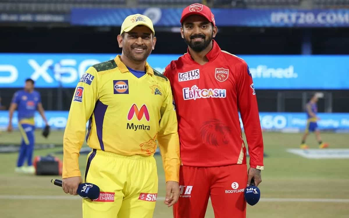 Cricket Image for Chennai Won The Toss And Elected To Bowl Against Punjab Kings Dhoni Will Play His