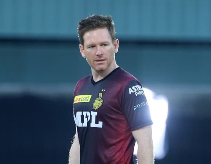 Chennai pitch tough for chasing, says Morgan