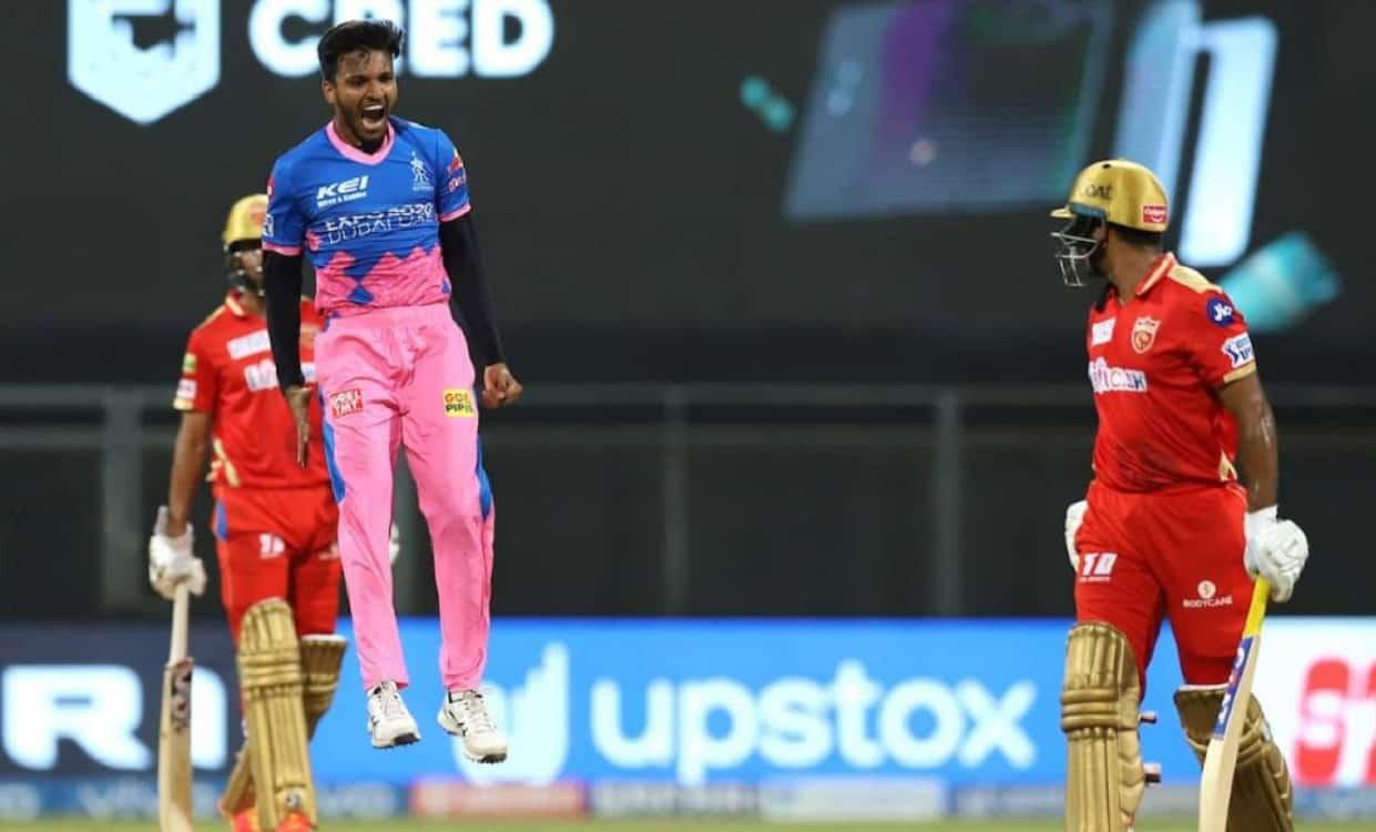 Cricket Image for IPL 2021: डेब्यू पर धमाल मचाने वाले चेतन सकारिया का खुलासा,इस पाकिस्तानी गेंदबाज न