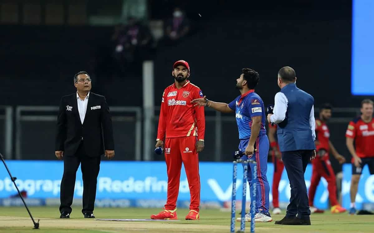 Cricket Image for Delhi Capitals Chose To Bowl After Winning The Toss Against Punjab Kings