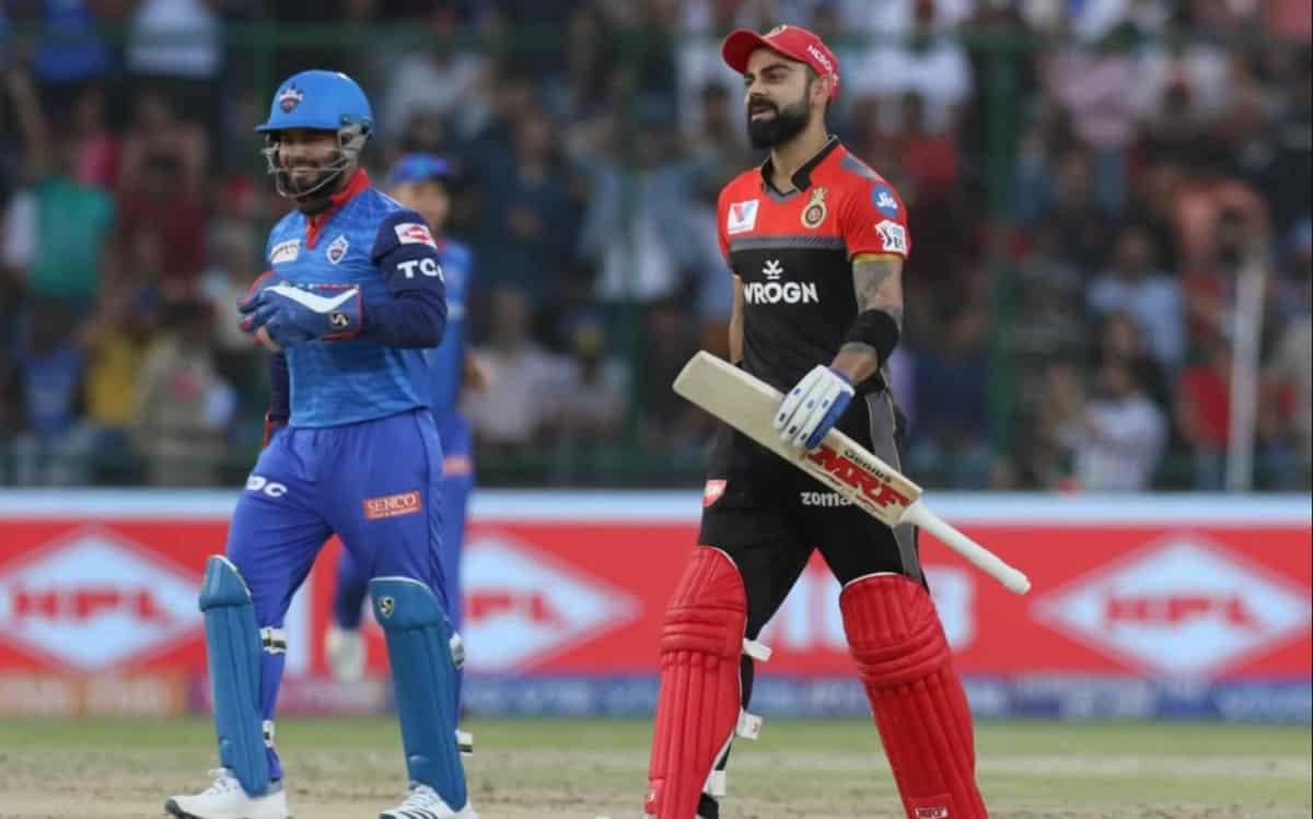 Cricket Image for IPL 2021,DC vs RCB: नंबर 1 बनने के लिए होगी दिल्ली कैपिटल्स-आरसीबी की टक्कर, जानें