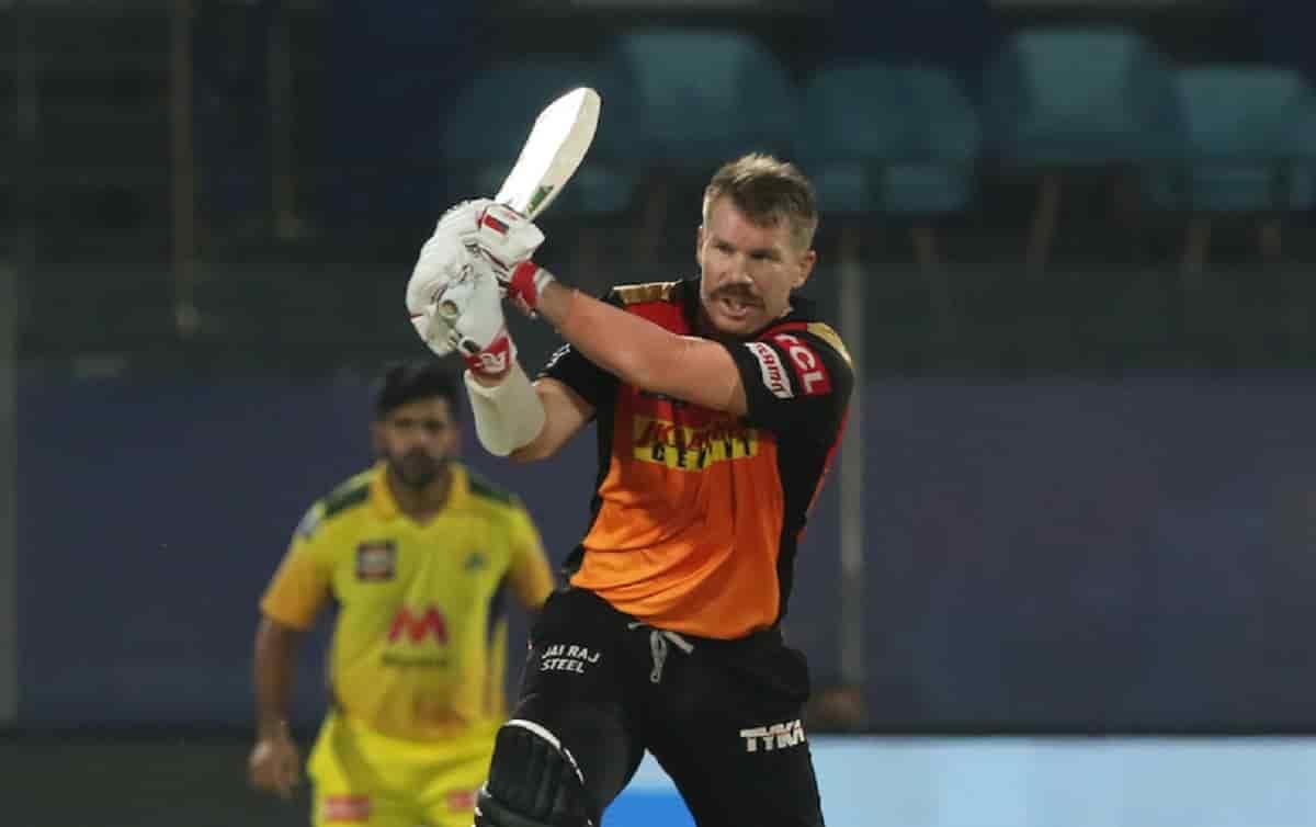 SRH set 172 runs target for csk in 23rd match of ipl 2021