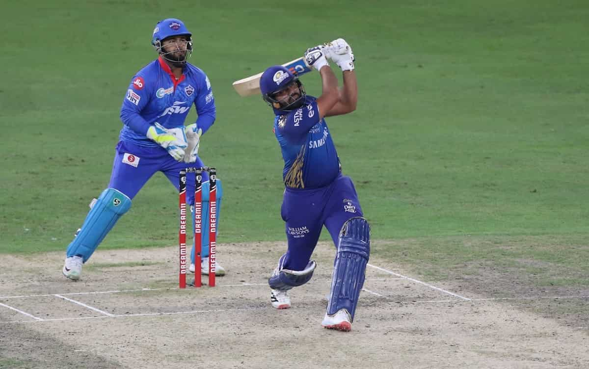 Cricket Image for IPL 2021: Rishab Pant Ready To Face Rohit Sharma As Captain In Upcoming Match Of D