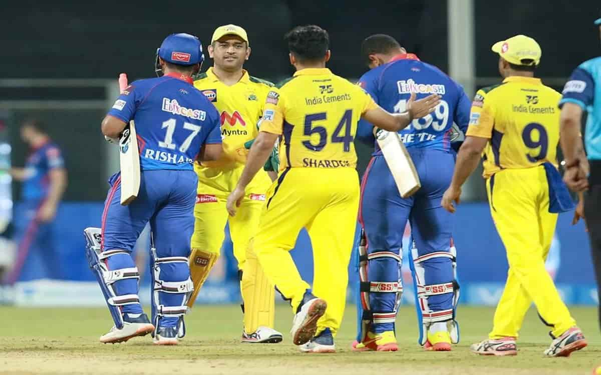 Cricket Image for  Rishabh Pant Overshadowed Ms Dhoni As Captain Delhi Capitals Beat Chennai By 7 Wi