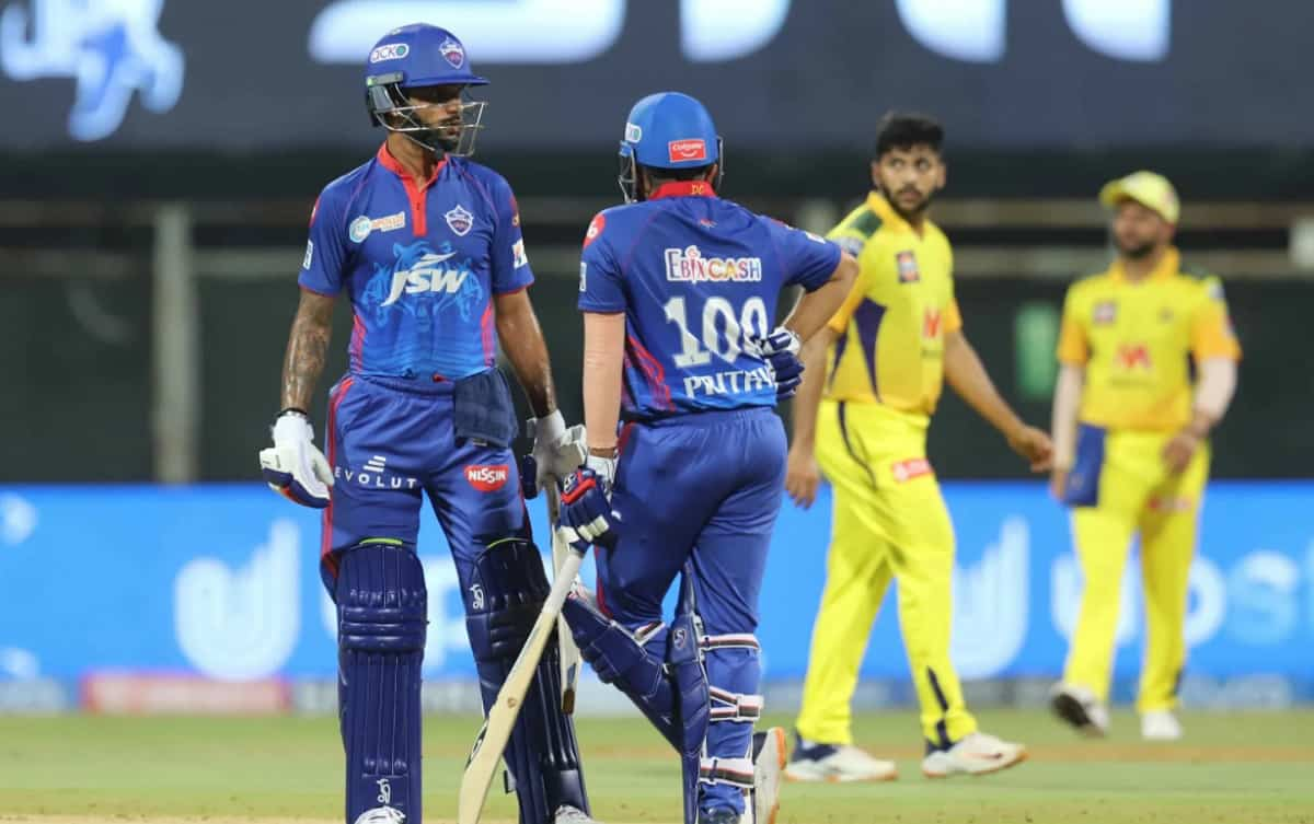 Cricket Image for शिखर धवन-पृथ्वी शॉ ने तूफानी पारी में की रिकॉर्ड्स की बरसात, IPL इतिहास में पहली ब