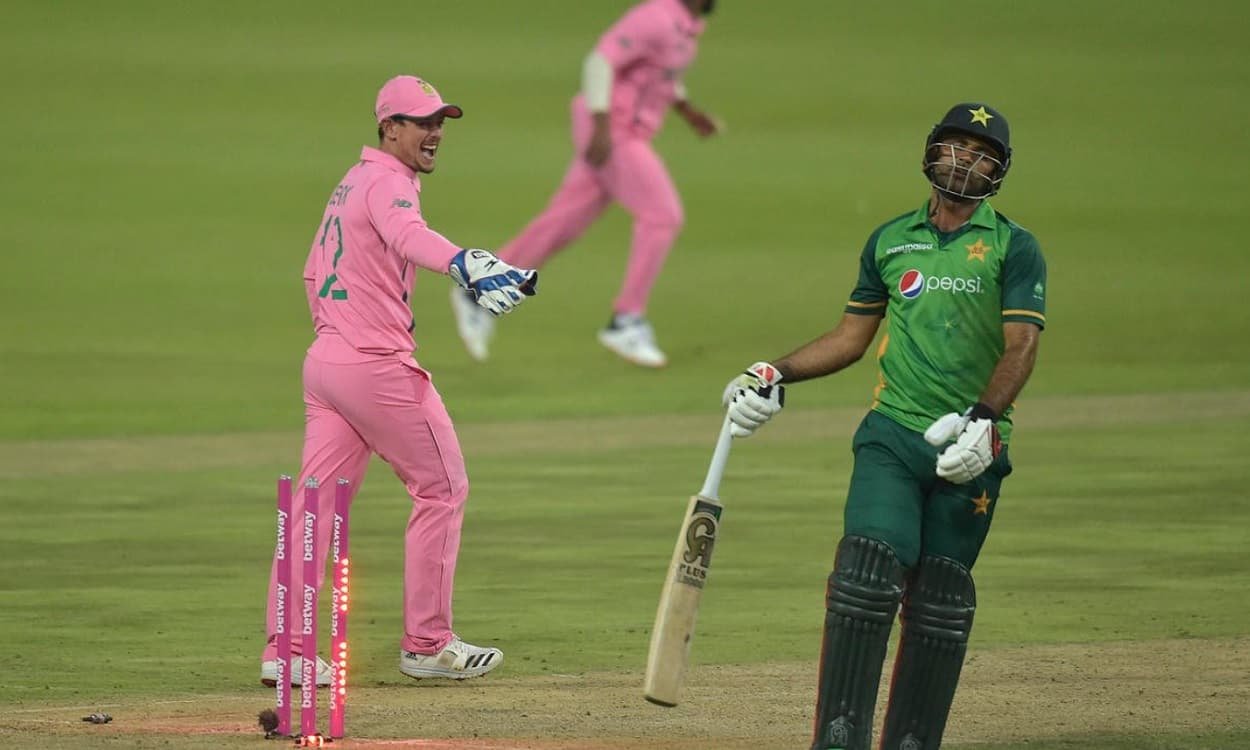 South Africa beat Pakistan by 17 runs in second odi