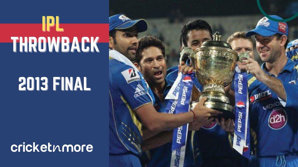 IPL 2013 Final