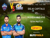 IPL 2021, Delhi Capitals vs Mumbai Indians, 13th Match – Blitzpools Fantasy XI Tips