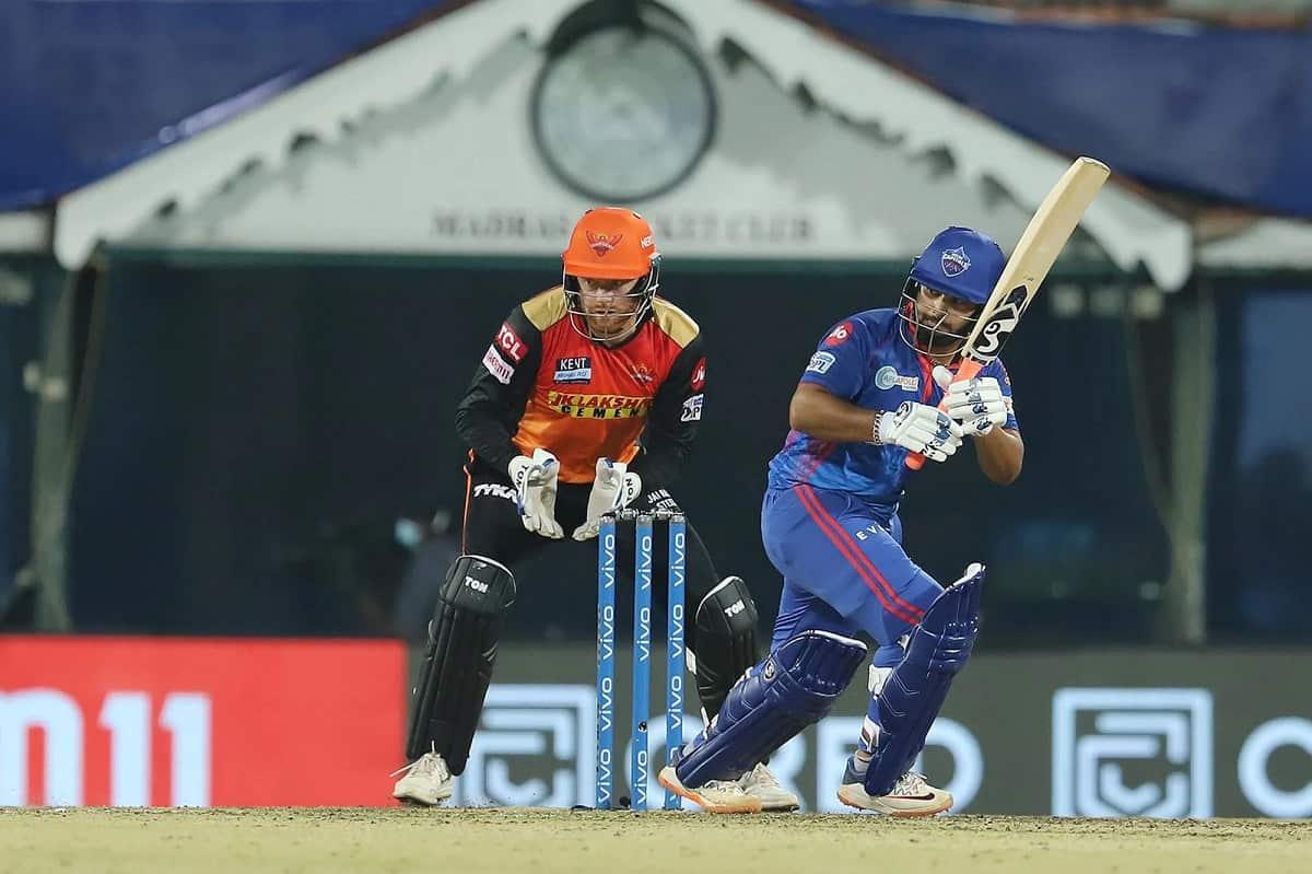 IPL 2021 - Delhi Capitals vs SRH