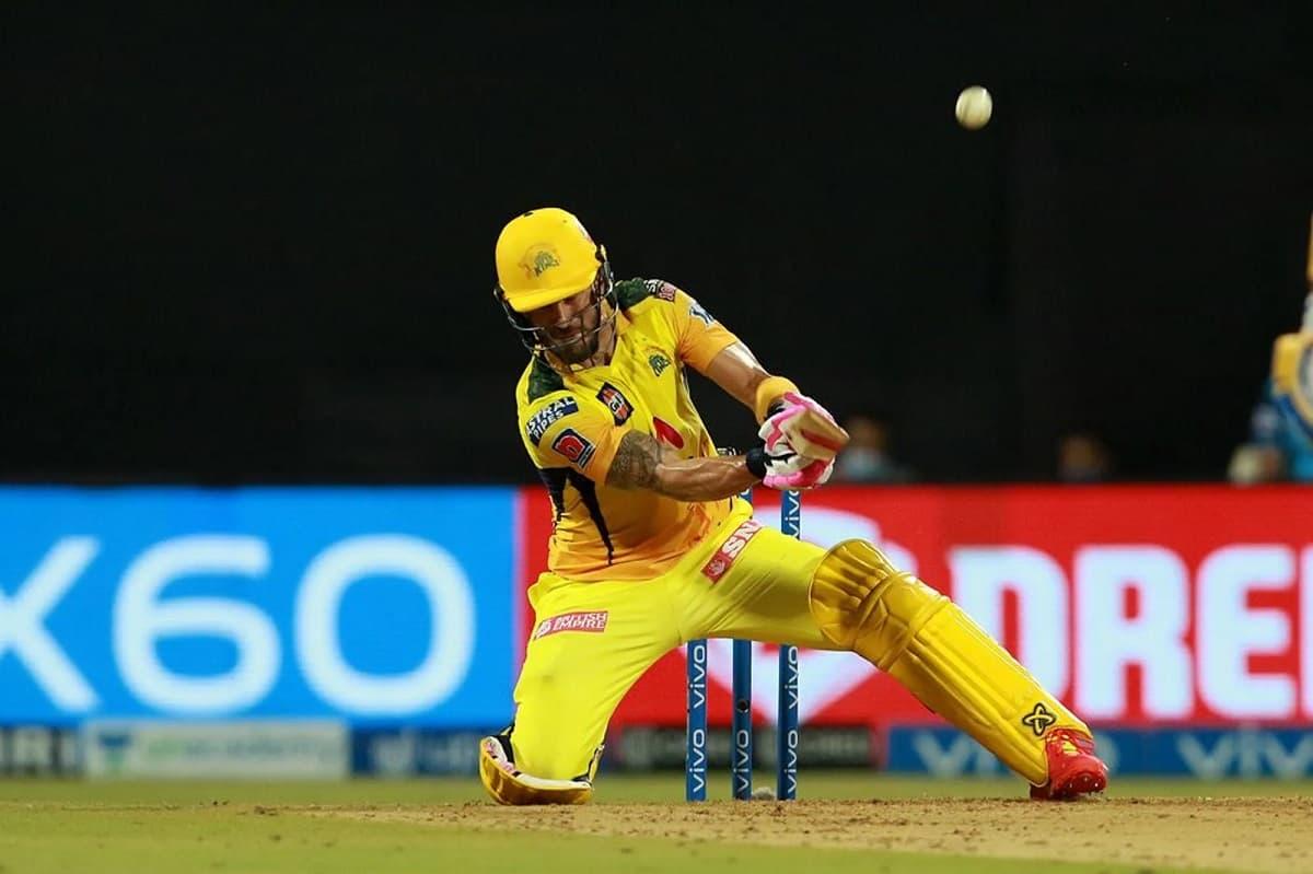 IPL - Chennai Super Kings set a target of runs against Rajasthan Royals