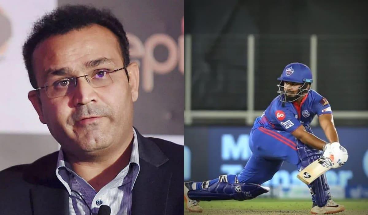 IPL 2021 - Sehwag Slams Rishabh Pant for his poor captaincy against RCB