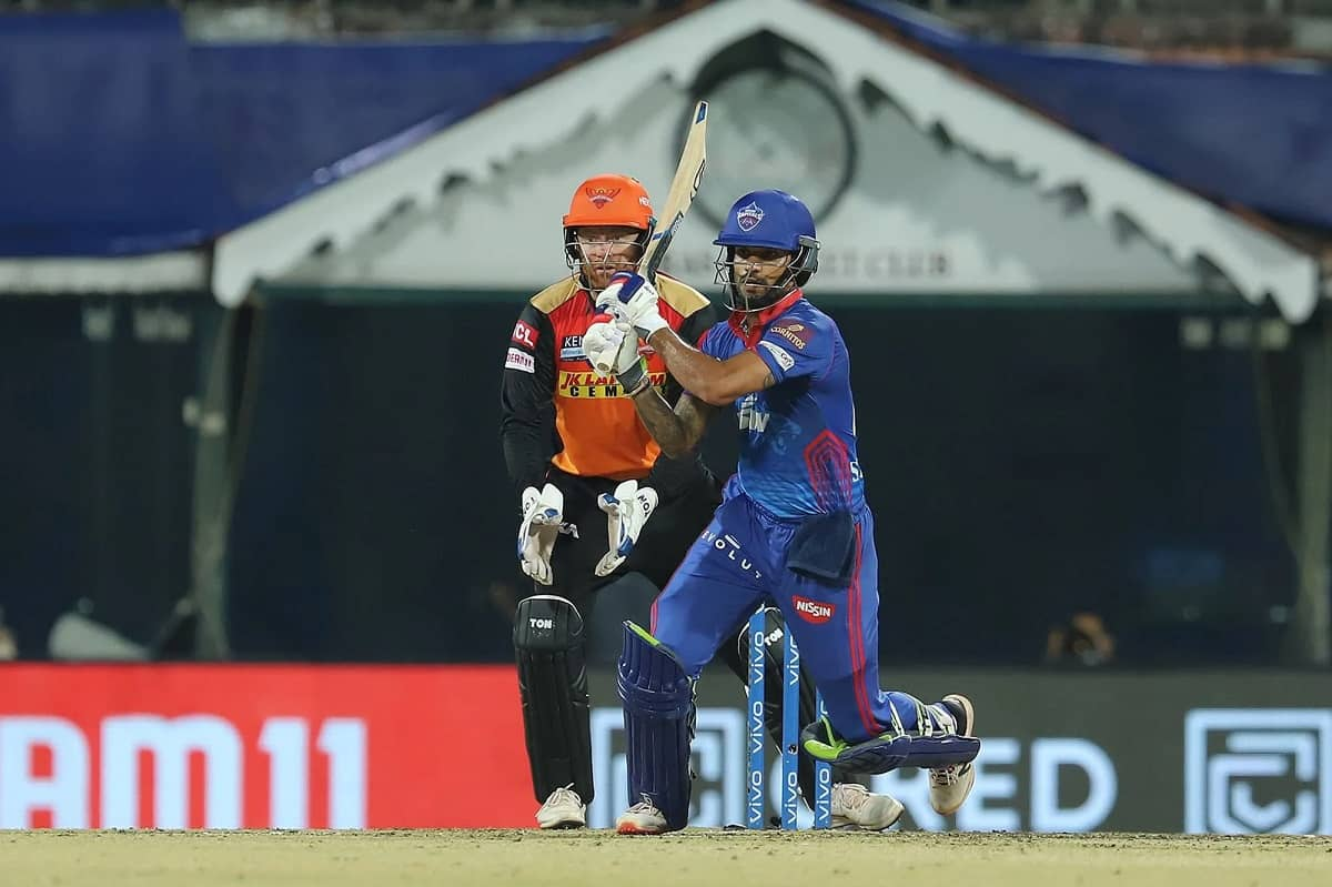 IPL 2021 - Top 5 players with most runs after match no. 22