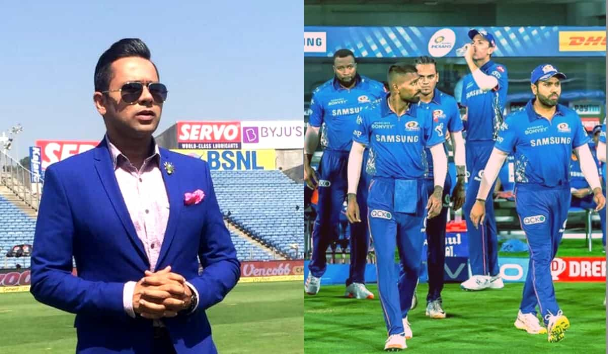 IPL 2021: Aakash Chopra Picks proable playing XI of Mumbai Indians Against KKR