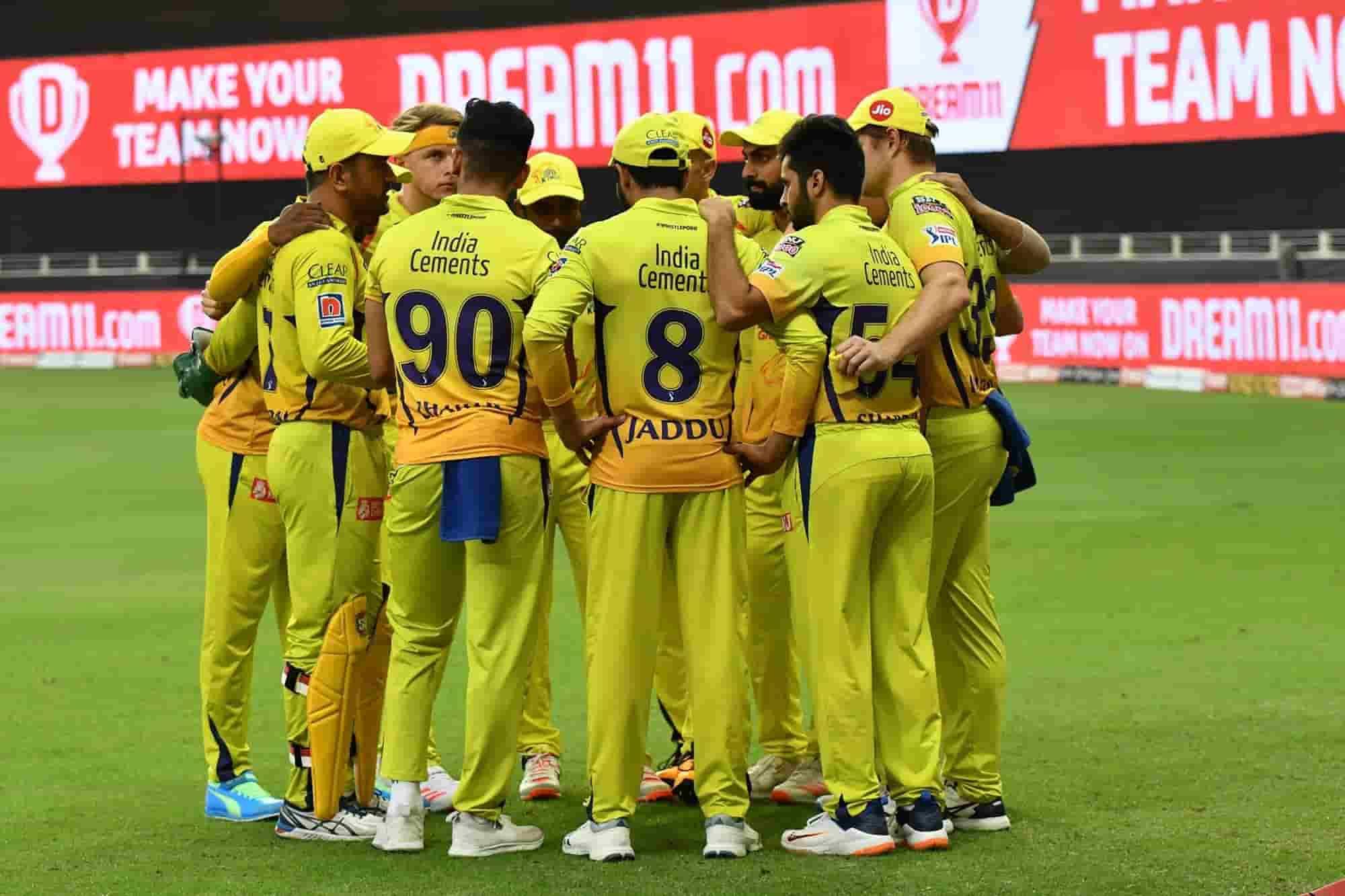 IPL 2021 Are Chennai Super Kings hinting at Narayan Jagadeesan becoming Dhoni's replacement in their