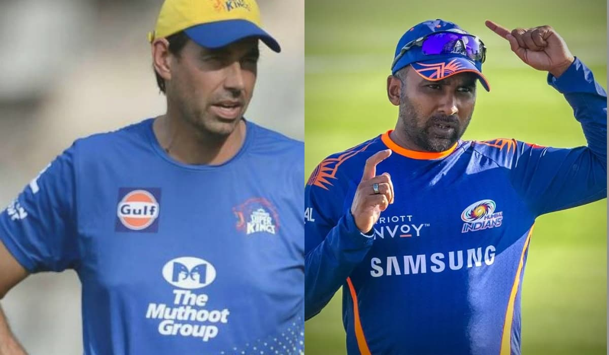 IPL 2021: Coaches with most number of IPL Titles