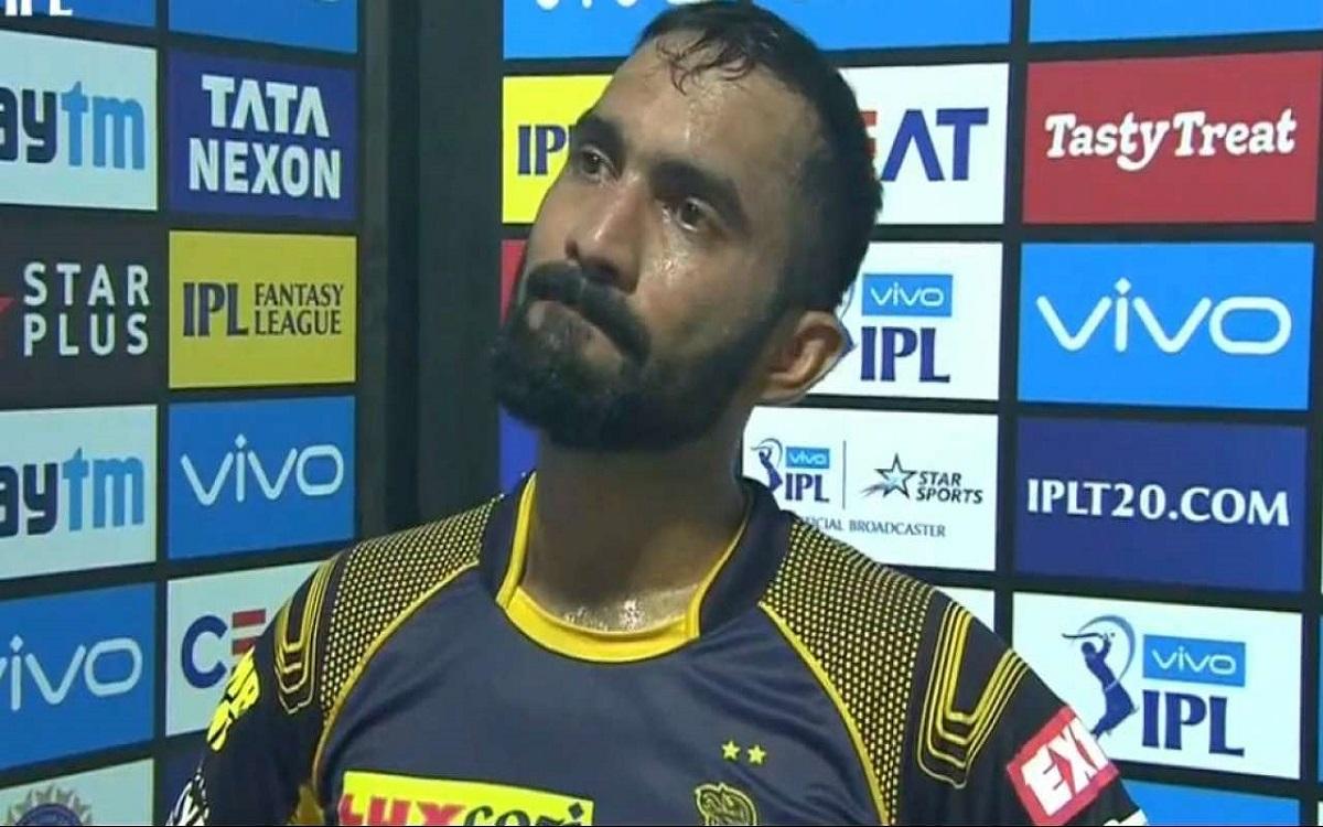 Cricket Image for Dinesh Karthik Picks His All Time Ipl Xi Dropped Ms Dhoni