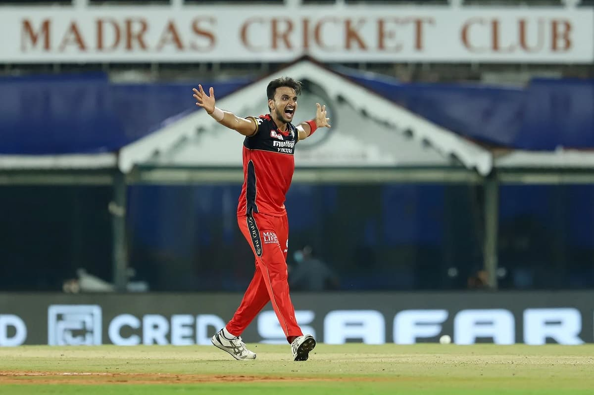 IPL 2021 Harshal Patel reveals the secrect behind his brutal bowling against Mumbai Indians