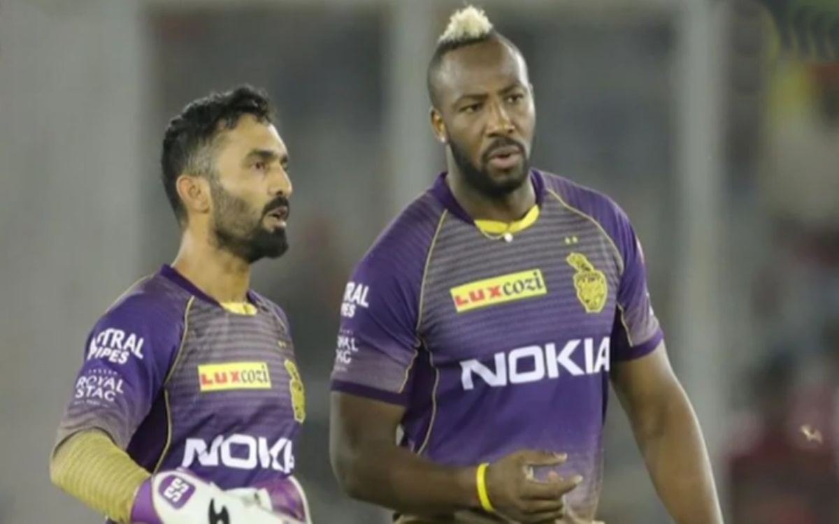 Cricket Image for Dinesh Karthik Has Not Been Dismissed By Jasprit Bumrah In Ipl