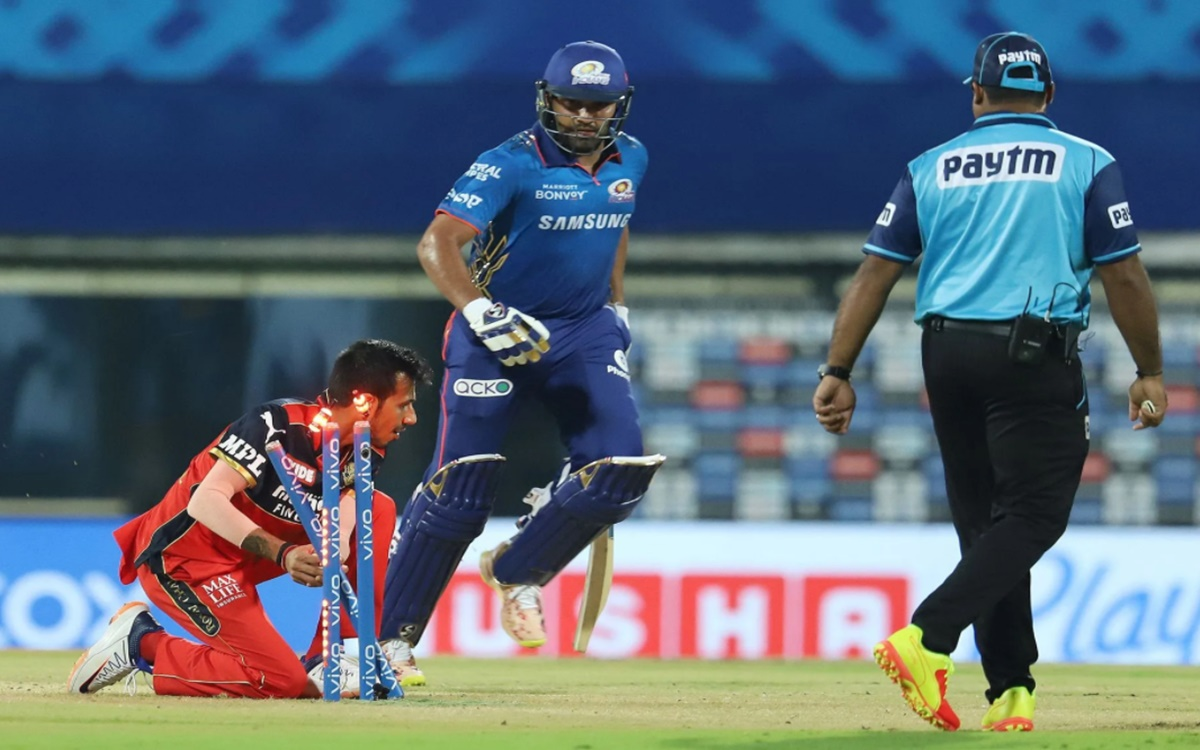 Cricket Image for Ipl 2021 Mi Captain Rohit Sharma Says Winning The Championship Is Important Not Th