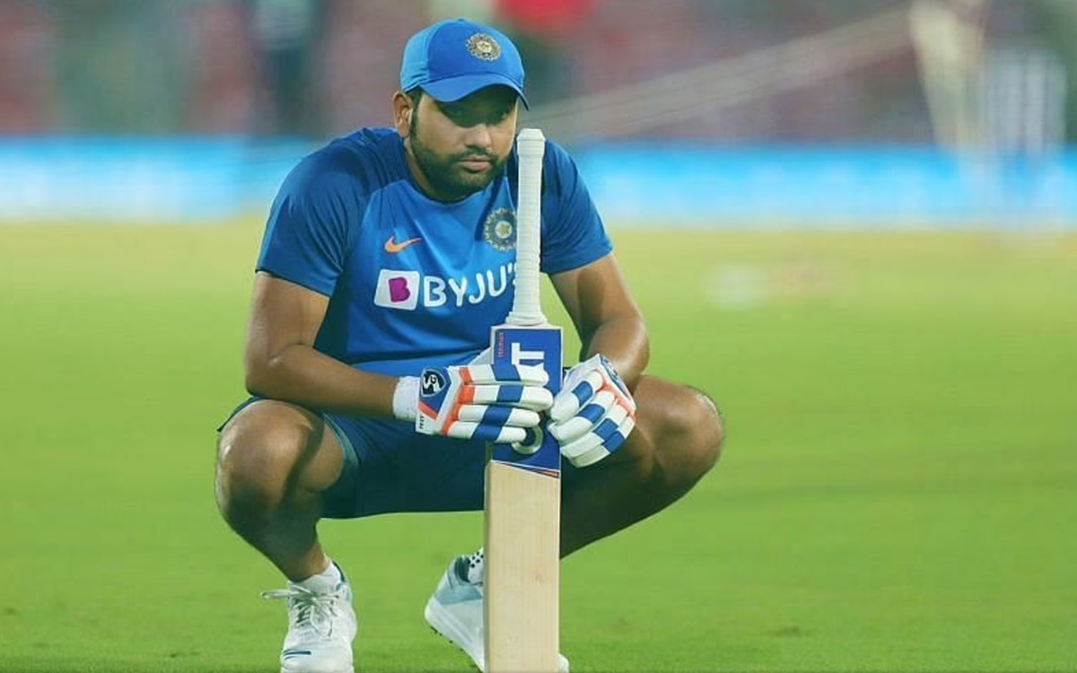 Cricket Image for Mumbai Indians Captain Rohit Sharma Talks About Life In Covid Times