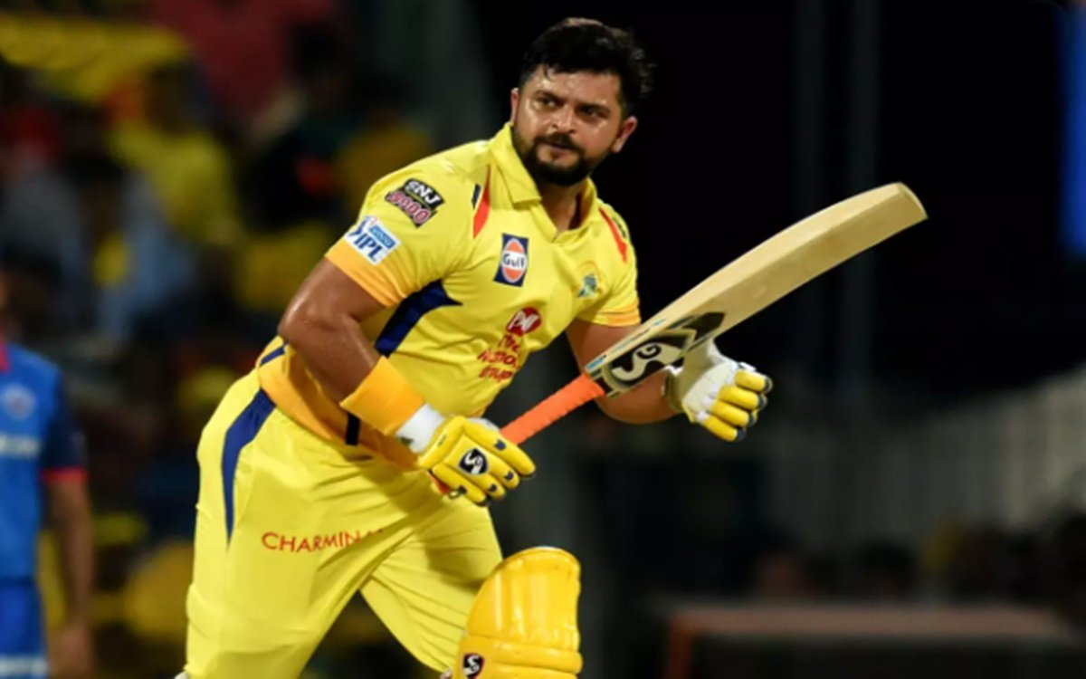 Cricket Image forI pl 2021 Pbks Vs Csk Suresh Raina Stats And Numbers Will Surprise You