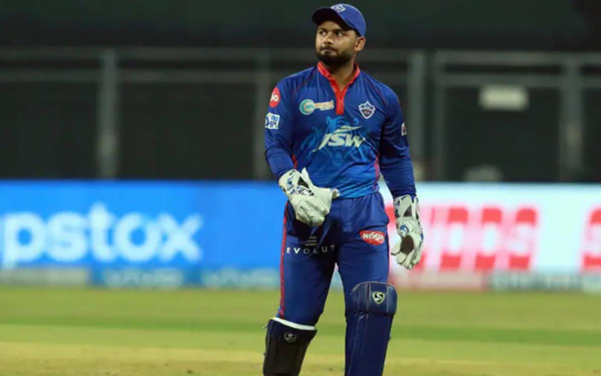 Cricket Image for Ipl 2021 Rr Vs Dc Delhi Capitals Captain Rishabh Pant Wary Of A Penalty