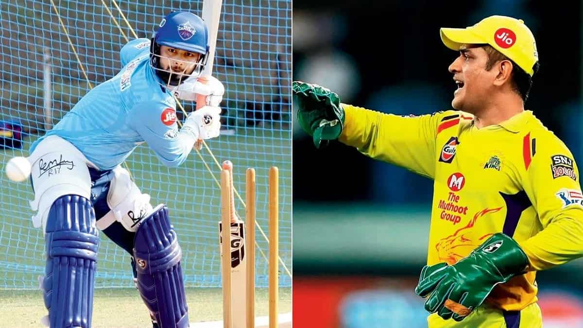IPL 2021 Rishabh Pant excited for the match against MS Dhoni